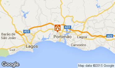 Mapa Portimão Apartamentos 75533