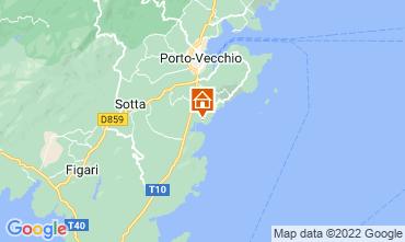 Mapa Porto Vecchio Vivenda 113234
