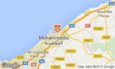 Mapa Mohammedia Apartamentos 80463