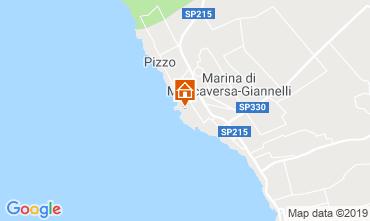 Mapa Marina di Mancaversa Apartamentos 88735