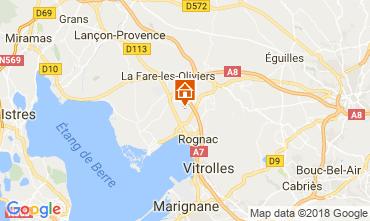 Mapa Aix en Provence Vivenda 115046