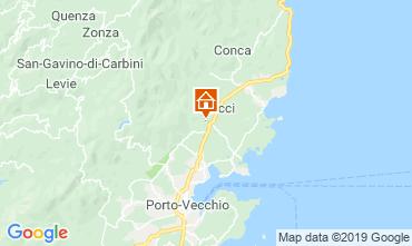 Mapa Porto Vecchio Vivenda 118150