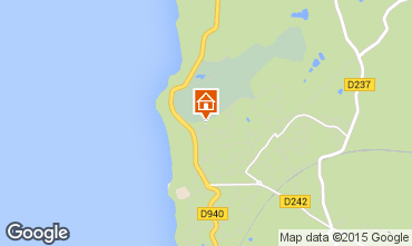 Mapa Wimereux Apartamentos 8917