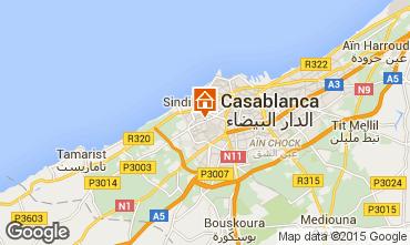 Mapa Casablanca Apartamentos 97061