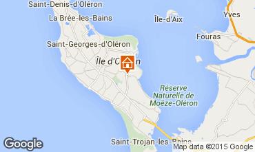Mapa Dolus d'Oléron Casa 64593