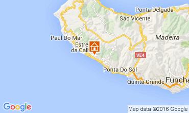 Mapa Calheta Vivenda 103944