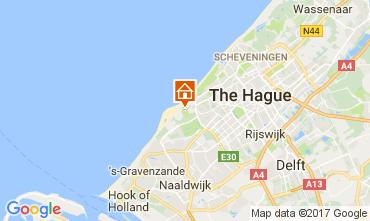 Mapa Den Haag Casa de turismo rural/Casa de campo 68087