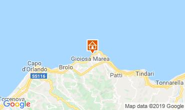 Mapa Gioiosa Marea Apartamentos 102041