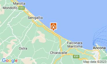 Mapa Senigallia Apartamentos 116452