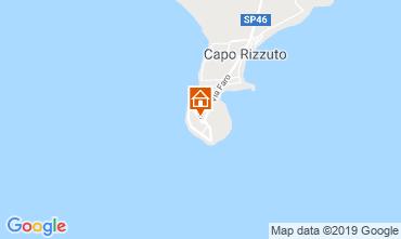 Mapa Isola di Capo Rizzuto Bungalow 26144