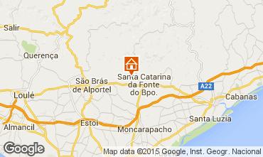 Mapa Tavira Casa de turismo rural/Casa de campo 90561