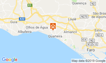 Mapa Vilamoura Apartamentos 113668