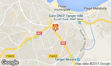 Mapa Tanger Apartamentos 24060