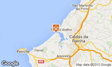 Mapa Óbidos Vivenda 53161