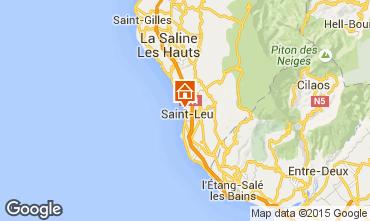 Mapa Saint Leu Apartamentos 85760