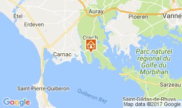 Mapa Saint Philibert Casa 111209