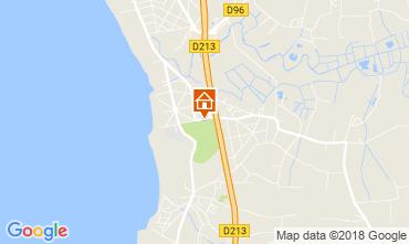 Mapa Saint Brevin les Pins Mobil Home 113640