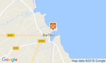 Mapa Barfleur Casa 114971