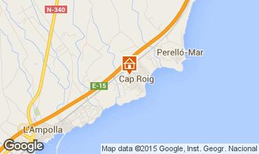 Mapa L'ampolla Vivenda 94750
