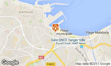 Mapa Tanger Apartamentos 9041