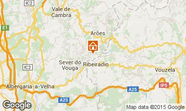 Mapa Sever do Vouga Casa de turismo rural/Casa de campo 59825
