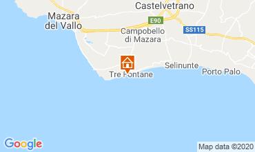Mapa Tre Fontane Apartamentos 63992