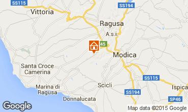 Mapa Marina di Ragusa Vivenda 71428