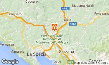 Mapa La Spezia Apartamentos 81895