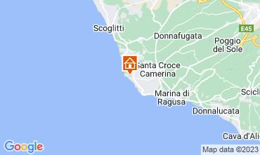Mapa Santa Croce Camerina Apartamentos 78652