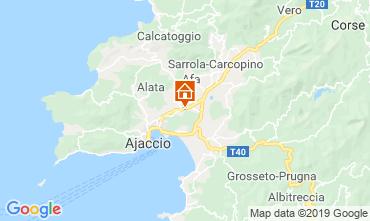 Mapa Ajaccio Estúdio 64723