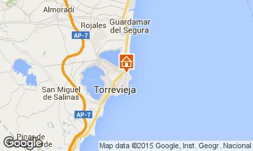 Mapa Torrevieja Est�dio 101181