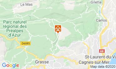 Mapa Grasse Casa 90504