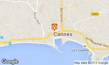 Mapa Cannes Estúdio 57974