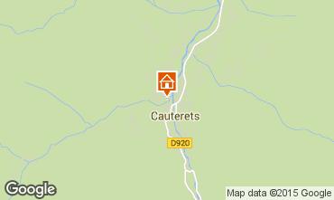 Mapa Cauterets Apartamentos 4059