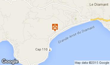 Mapa Le Diamant Apartamentos 84275