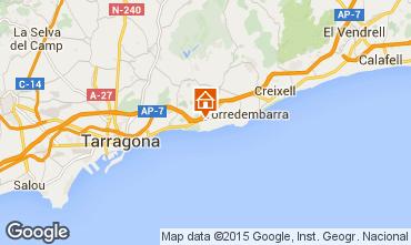 Mapa Tarragona Vivenda 94741
