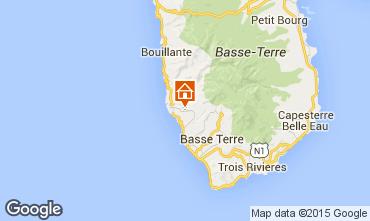 Mapa Vieux-habitants Casa de turismo rural/Casa de campo 67325