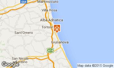 Mapa Giulianova Estúdio 84257