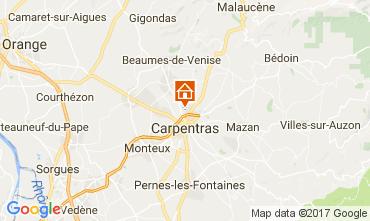 Mapa Carpentras Casa 111658