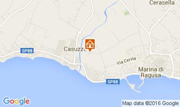 Mapa Marina di Ragusa Apartamentos 104383