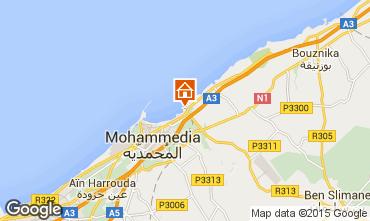 Mapa Mohammedia Apartamentos 84232