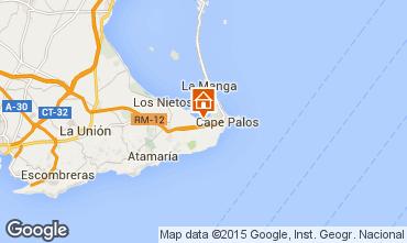 Mapa Cartagena Apartamentos 95421
