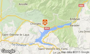 Mapa R�allon Chal� 2488