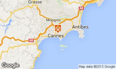 Mapa Cannes Apartamentos 59852