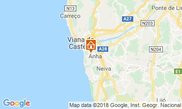 Mapa Viana do Castelo Vivenda 116545