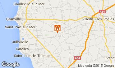 Mapa Granville Casa 74743
