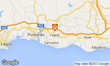 Mapa Lagoa Casa 75803