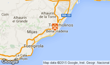 Mapa Benalm�dena Est�dio 89603