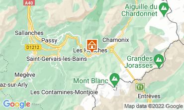Mapa Les Houches Estúdio 1409