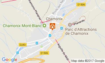 Mapa Chamonix Mont-Blanc Apartamentos 112088